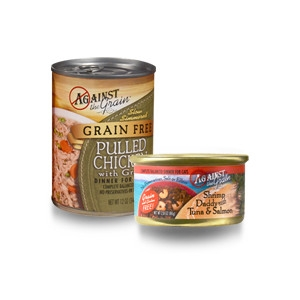 Evanger's Against the Grain Canned Pet Food Offer
