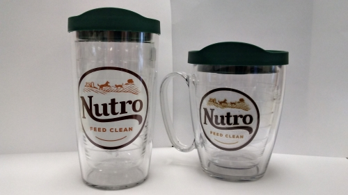 Free Nutro Tumbler with 30lb Nutro Dog Food