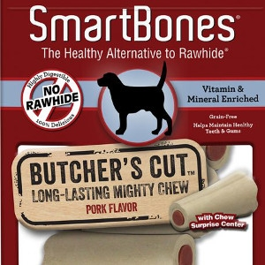 50% Off SmartBones® Bucther's Cut Chews