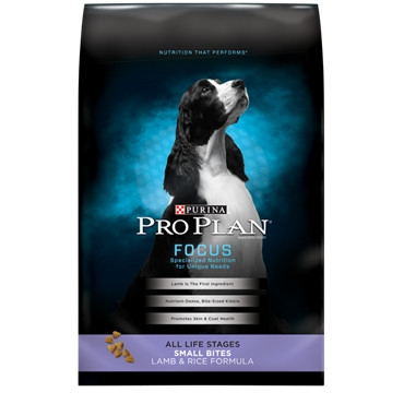 Purina ProPlan Adult Small Bites 5lb $12.49