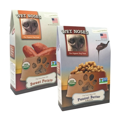 50% Off Wet Noses Organic Dog Treats