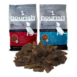 10% Off Isle of Dogs Nourish Dog Food