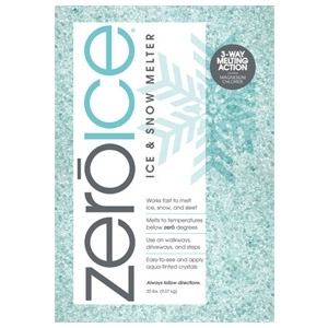 $1 Off 50 lb. Bag of Zero Ice Melt