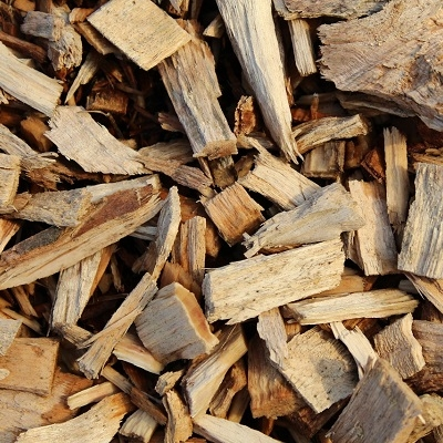 $10 off/pallet of Shredded Hardwood Mulch