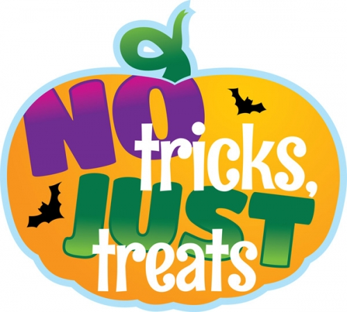 No Tricks, Just a Treat!