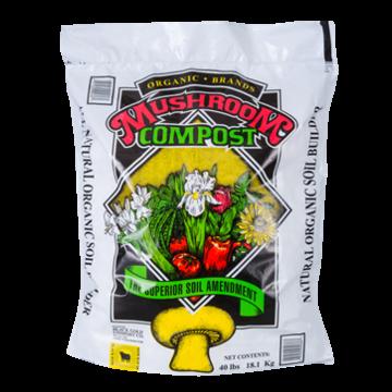 Black Kow® Organic Mushroom Compost