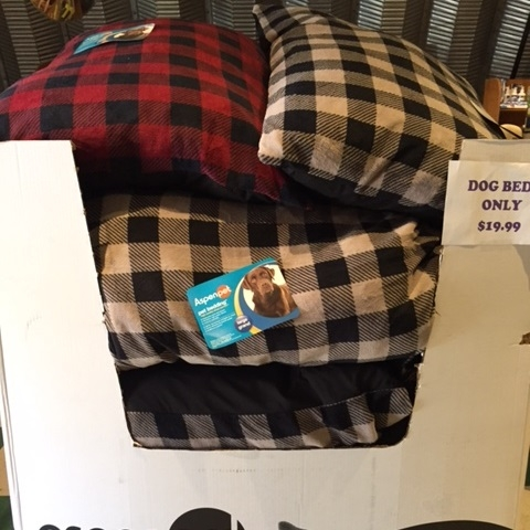 $2 off Aspen Large Dog Beds, $17.99 each w/ coupon