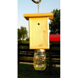 Wood Bee Gone Carpenter Bee Trap $24.99