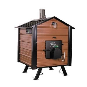 The WoodMaster 3300 Wood Furnace