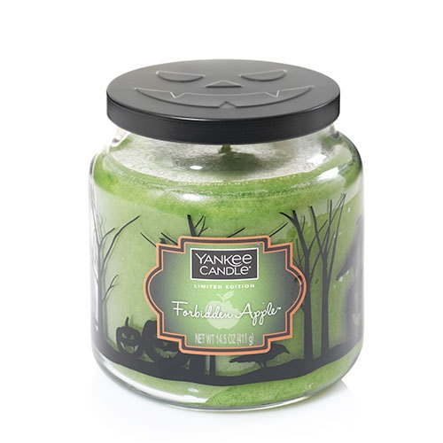 Forbidden Apple™ Medium Classic Jar Candles