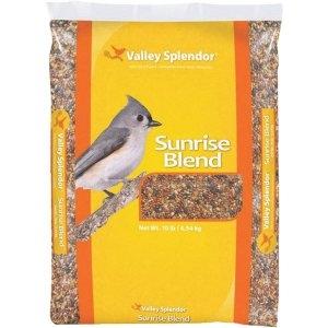 Valley Splendor Sunrise Blend Bird Seed