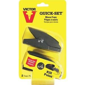 Victor Quick-Set Mouse Trap
