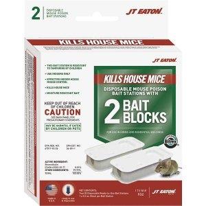 JT Eaton Disposable Mouse Bait Station
