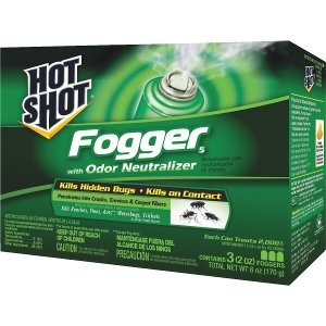Hot Shot Indoor Insect Fogger