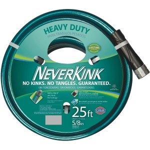 Neverkink Heavy-Duty Garden Hose5/8