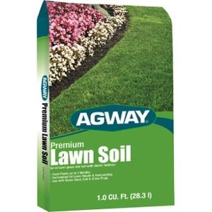 Agway Premium Lawn Soil Offer