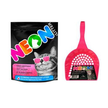 Free Neon Litter Scoop Special