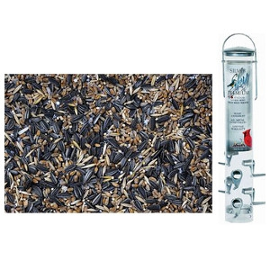 25% Off Wild Bird Seed & Feeder Combo