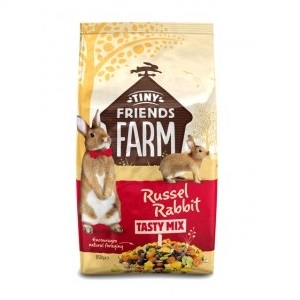 Tiny Friends Farm Russel Rabbit Tasty Mix 2lb