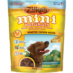 Zuke's Mini Naturals Delicious Duck Recipe 6oz