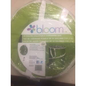 Bloom Collapsible Garden Bag 32 Gallon