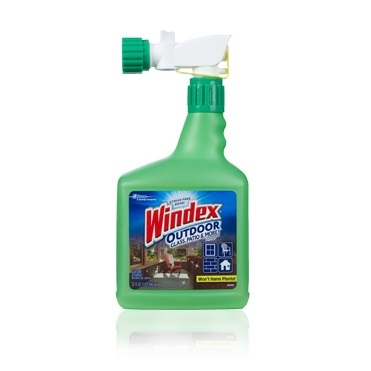 Windex Outdoor Glass & Patio Concentrated Cleaner 32oz