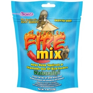 Brown's Fire Mix 4oz $2.99