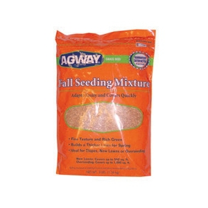 Agway Fall Mix Grass Seed 25lb $79.99