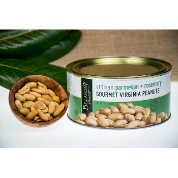 Gourmet Parmesan & Rosemary Peanuts by Belmont