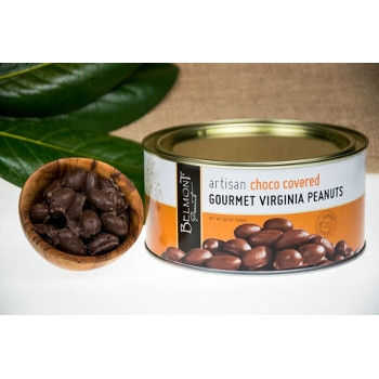 Gourmet Chocolated Covered Peanuts by Belmont