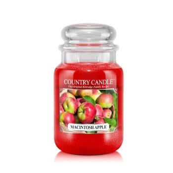 Macintosh Apple Candle, 23 oz. Jar