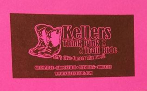 Think Pink Trail Ride