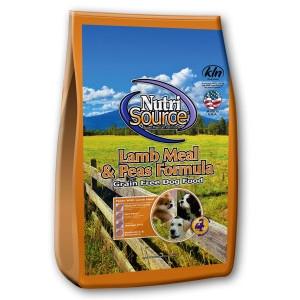 Lamb Meal & Peas Formula Dry Dog Food