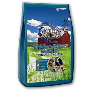 Chicken and Pea Formula Dry Dog Food