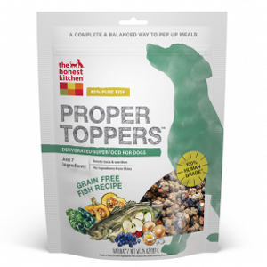 Grain-Free Fish Superfood Proper Toppers