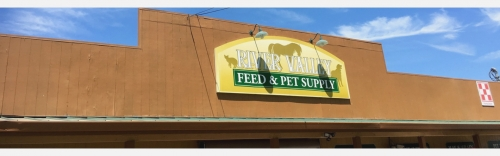 Welcome to River Valley Feed & Pet Supply.