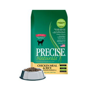 Precise Naturals® Dry Dog Food