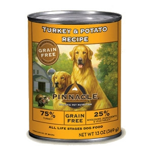Grain-Free Turkey & Potato Can