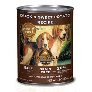 Grain-Free Duck & Sweet Potato Can