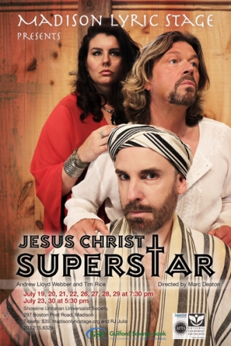 Come See Jesus Christ Superstar