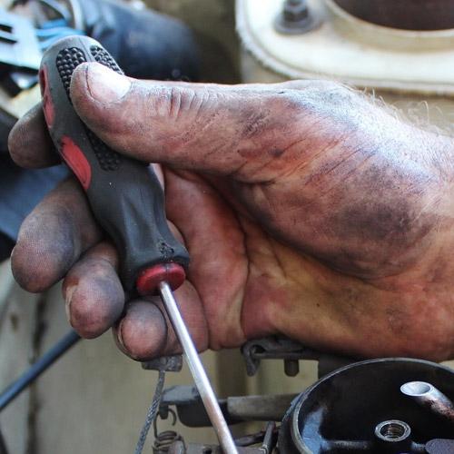 Equipment Service & Repair