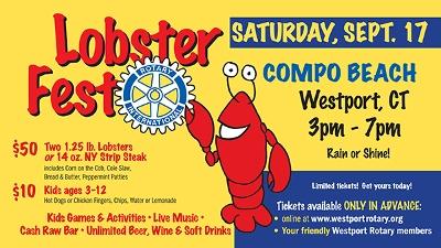 Westport Rotary Lobster Fest