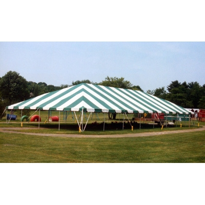 10% OFF Striped Tent Rental