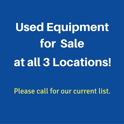 Used Equipment For Sale