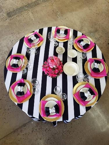 Elegant Tabletops