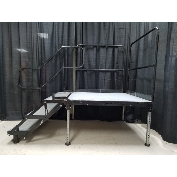 4' Stage Safety Rail