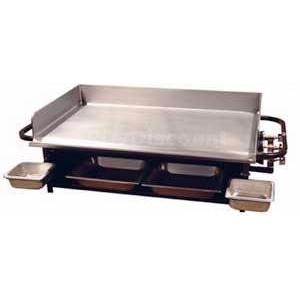 Big John Portable Gas Griddle, 3'