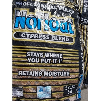 NoFloat Cypress Mulch