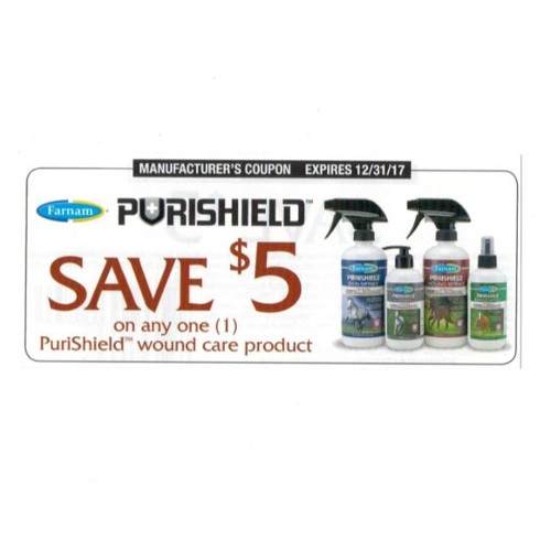 Save $5.00 on Farnam PuriShield