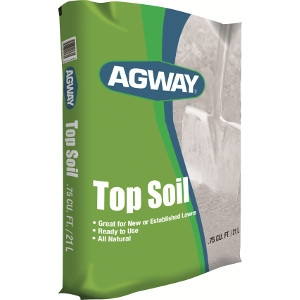 Agway Top Soil .75 Cf Bag Special